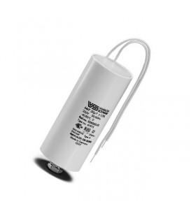 Più su Condensatore VS 25mF 50/60Hz 250V 40955