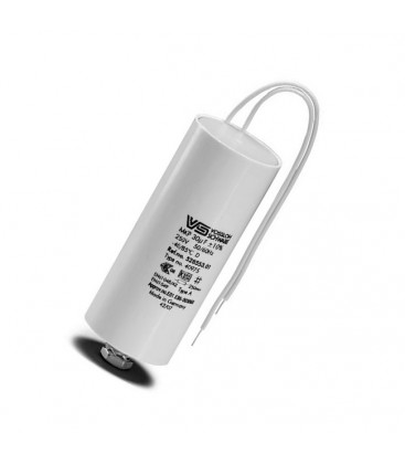 VS Capacitor 25mF 50/60Hz 250V 40955 508484 4050732322518