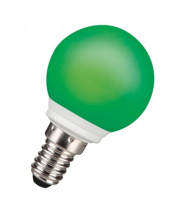 ToLEDo Outdoor Ball 220-240V 0.5W E14 IP44 Green
