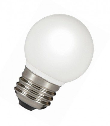 ToLEDo Outdoor Ball 220-240V 0.5W E27 IP44 Blanc