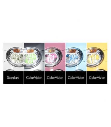ColorVision H7 12V 55W PX26d Bleu - Paquet double