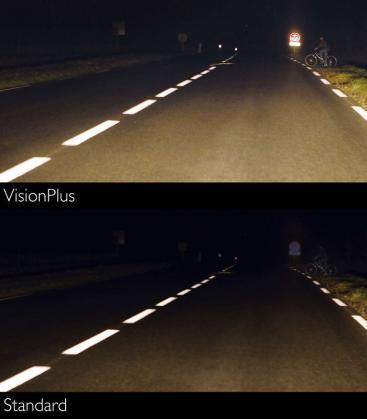 ColorVision H7 12V 55W PX26d Violet - Paquet double