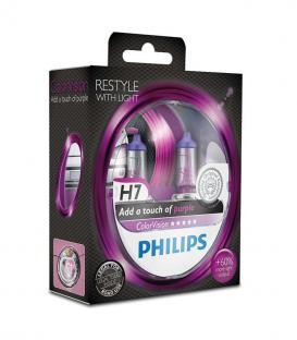 Mehr über ColorVision H7 12V 55W PX26d Pink Doppelpack