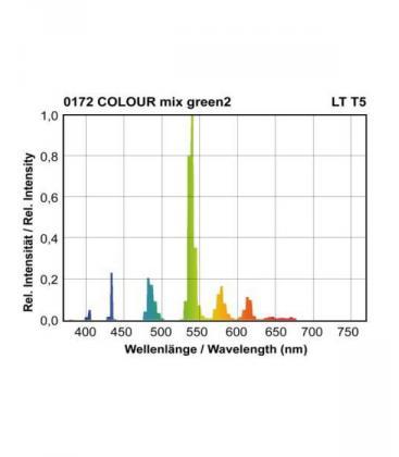 T5 LT 24W-172 G5 COLOUR mix Grün