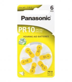 PR10 1.4V 75 mAh Baterías para audífonos