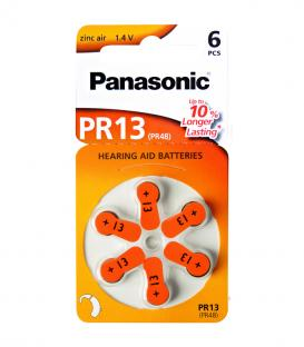 PR13 1.4V 300mAh Baterías para audífonos