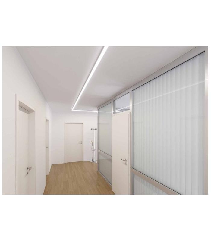 Schalter Osram LUMILUX Combi 72819 LED-N 18W 3000K Lichtleiste m Netzstecker