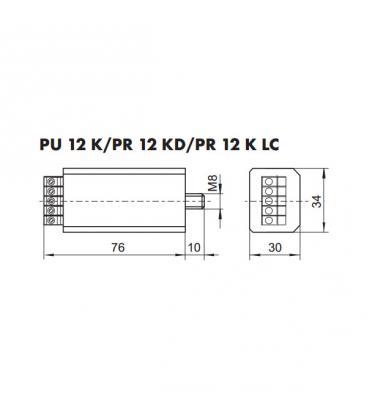 PU 12 K Elektronsko močnostno stikalo