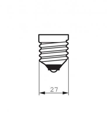 MASTER LEDspot D 5.5-50W 827 PAR20 E27 40D Dimmerabile