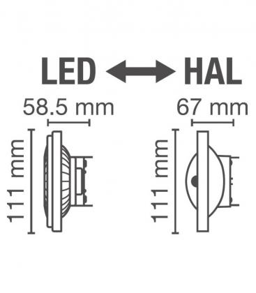Parathom PRO AR111 75 12.5W 12V 827 40D Dimmable