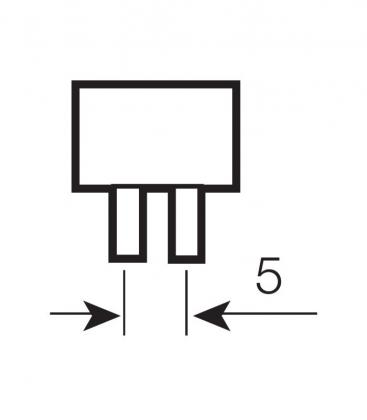 Lumilux T5 ES 45W-830 HO High Output G5