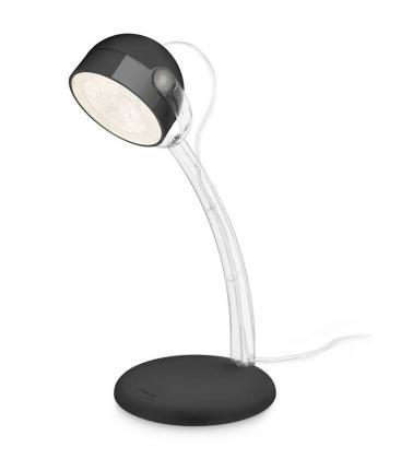 Dyna 67413/30/16 LED Namizna svetilka 1x3W Črna