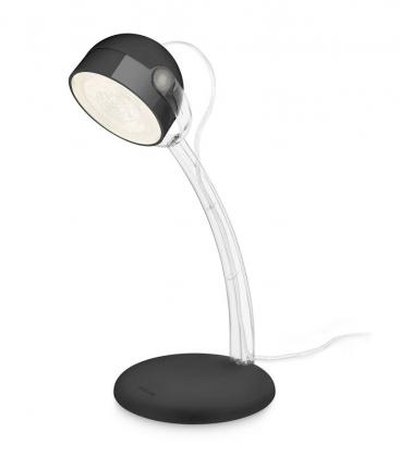 Dyna 67413/30/16 LED Tischleuchte 1x3W Schwarz