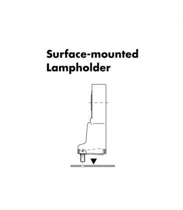 Lampholder, Base W4.3x8.5d T2