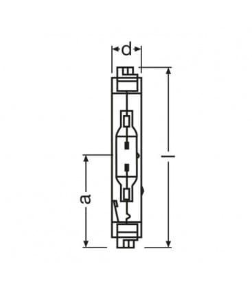 HQI-ts 400W-ndl Fc2
