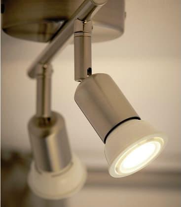 CorePro LEDspotMV 5-50W 830 220-240V GU10 50D