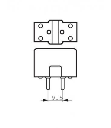 5974 FDS/DZE 150W 24V GZ9.5