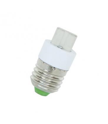 Adaptador Lámpara de E27 a G9 AL-E27-G9 92600035267