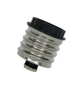 Adaptor/Lampholder E40 to E27