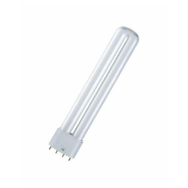 Osram Dulux L 18W//840 2G11 Lumilux Neutral White 4000K Compact Fluorescent Lamp