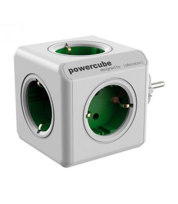 PowerCube Original Tipo F Verde PC:1100GN/DEORPC 8718444081128