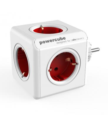 PowerCube Original Tipo F Rojo PC:1100RD/DEORPC 8718444085652
