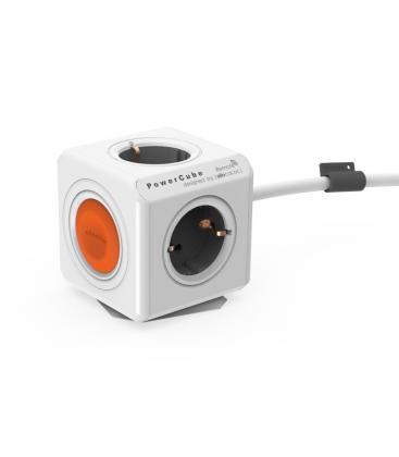 PowerCube Extended Remote Soltero Gris 1.5 m PC:1513/EUEXRM 8718444083511