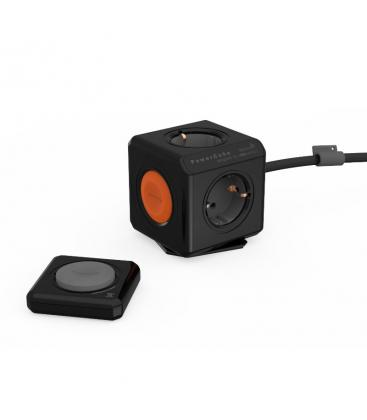 PowerCube Extended Remote Set Negro 1.5 m PC:1512BK/EUEXRM 8719186001733