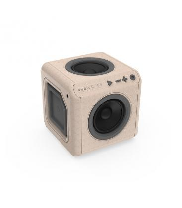AudioCube Portatile Edizione in legno PC:3702/EUACWD 8719186002303