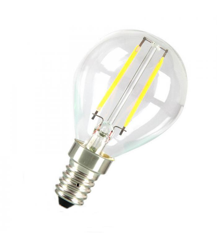v tac led bulb filament 4 40w e14 p45 warm white 2 pcs pack 7366 3800157628570 en. Black Bedroom Furniture Sets. Home Design Ideas