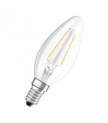 Led Classic B 15 1.4W 827 220V CL E14 LEDSCLB15-1,6W/ 4058075107106