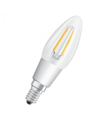 Led Classic B 40 5W 827 220V CL E14  dimm LEDSCLB40D-5W/8 4052899961814