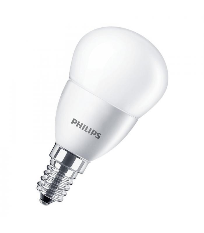 Philips Corepro Ledlustre Nd 3 5 25w 220v 840 P45 Fr E14 Classic