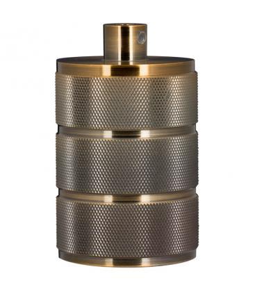 Fassung Alu Grid E40 Bronze Antik 140327 8714681403273