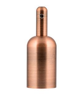 Más sobre Portalampara Alu Bottle E27 Cobre antiguo