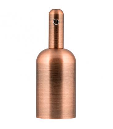 Fassung Alu Bottle E27 Kupfer Antik 140328 8714681403280