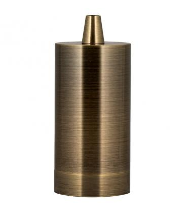 Lampholder Alu Long E27 Bronze Antique 140912 8714681409121