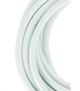 Más sobre Cable Textil 2C Blanco 3m