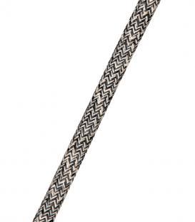 Plus de Câble Tweed 2C Noir 3m