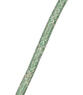 Più su Cavo Tweed 2C Verde 3m
