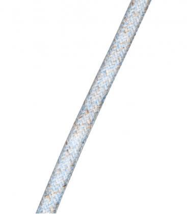 Câble Tweed 2C Bleu Pastel 3m 141772 8714681417720