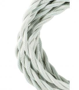 Más sobre Cable Textil Twisted 2C Beige 3m