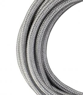 More about Textile Cable 2C Metallic Silver 3m