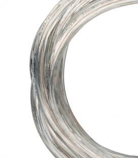 Più su Cavo PVC 2C Trasparente 3m