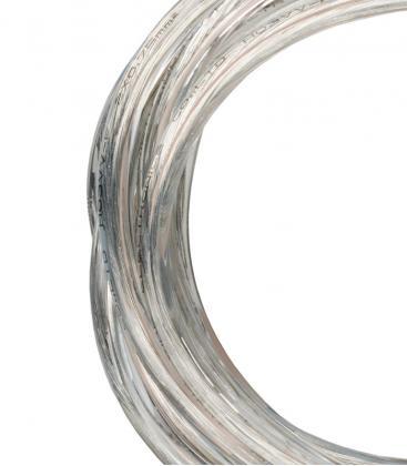Cavo PVC 2C Trasparente 3m 141100 8714681411001