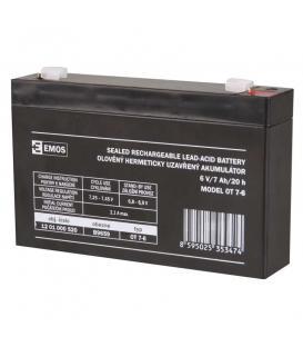 More about SLA Battery 6V/7Ah