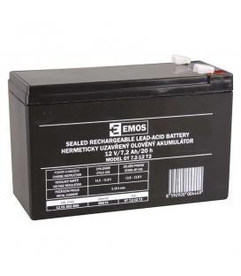 More about SLA Battery 12V/7,2Ah