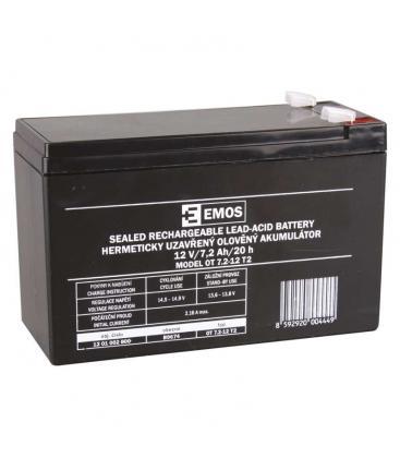 SLA Battery 12V/7,2Ah B9674 8592920004449