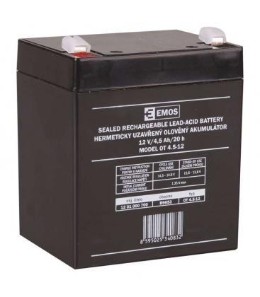 SLA Battery 12V/4,5Ah B9653 8595025340832