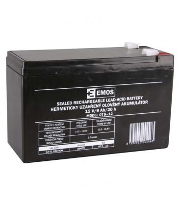 SLA Battery 12V/9Ah B9675 8592920004463